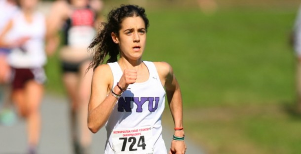 Women's cross country finishes fourth in Metro Championships