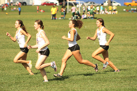 Cross Country is nationally ranked