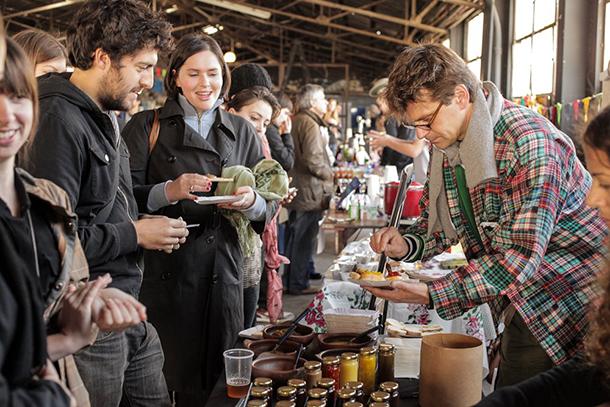 Buenos Aires' Underground Market: fun but limited