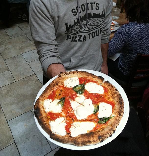 Non-profit organization to host pizza fundraiser