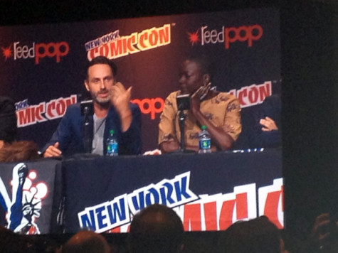New York Comic Con 2013: 'The Walking Dead' cast joke around, hint character deaths