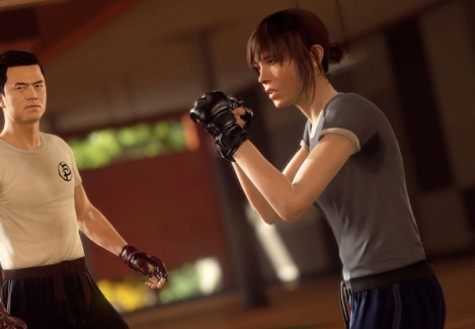 'Beyond: Two Souls' impresses visually, lacks in story