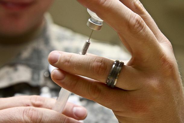 N.Y. State's Health Department advises meningitis vaccination