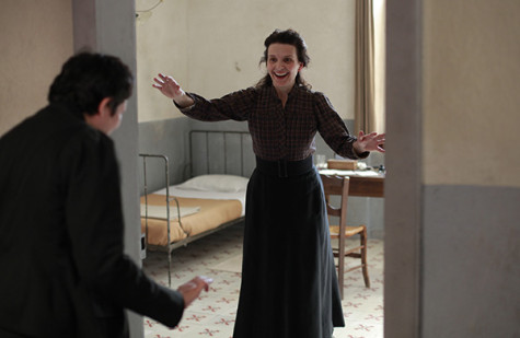 'Camille Claudel 1915,' Binoche create haunting look at mental insanity