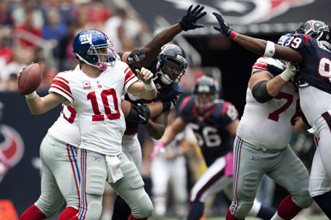 New York Giants struggle with injuries, poor coaching