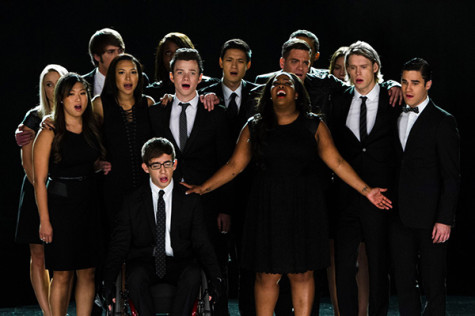 'Glee' shows lack of focus following Monteith tribute episode