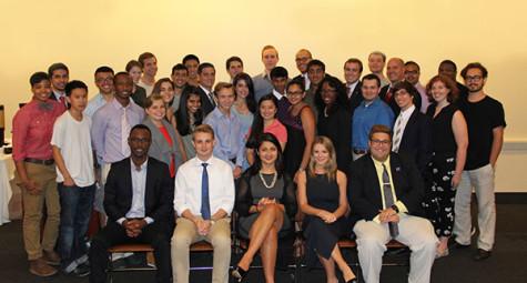 WSN Student Senate panel: Oct. 24, 2013