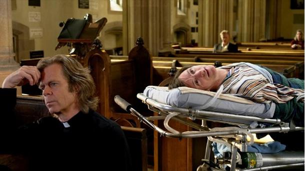Indie favorite John Hawkes returns in fascinating drama