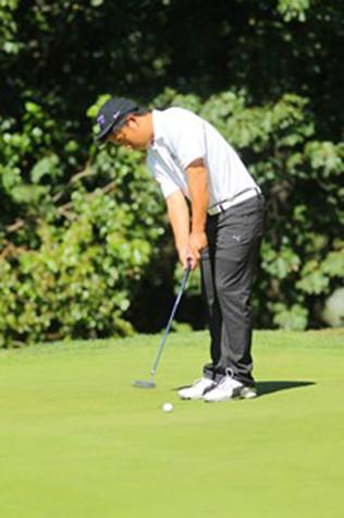 Men's golf caps off season at National Fall Classic