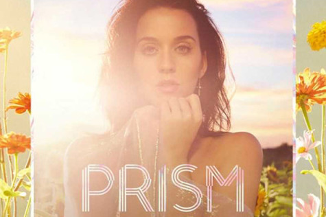Katy Perry stays within pop comfort zone on 'Prism'