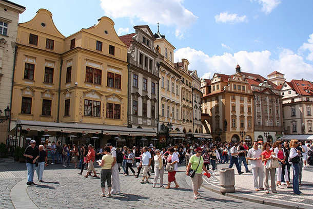 Top sights in Prague's Old Town Square