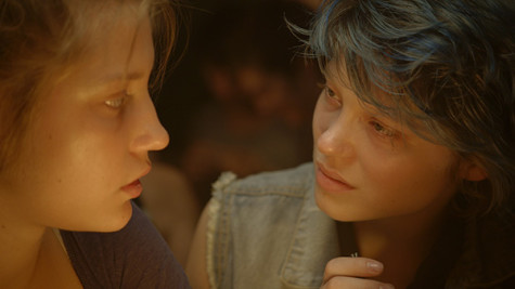 Lesbian drama 'Blue is the Warmest Color' brings controversy, profound emotions
