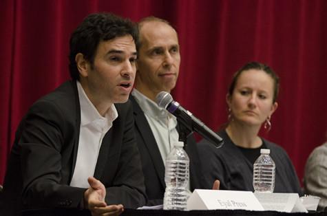 Panelists consider leaks, surveillance in modern era