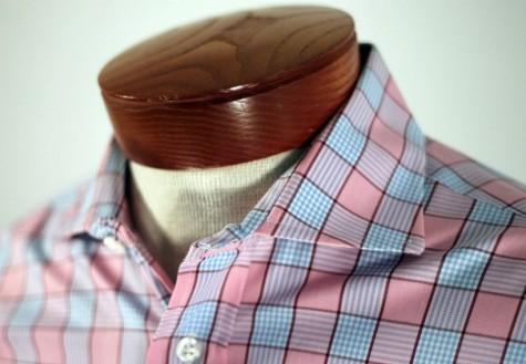 Patterns make comeback to menswear