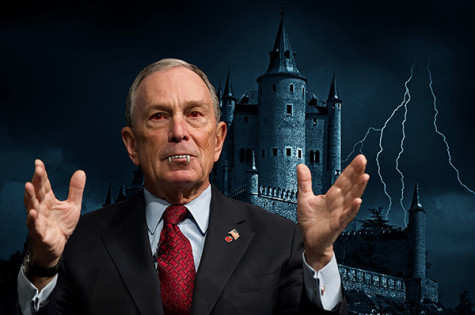 Bloomberg enters bid for eternal mayor of New York City