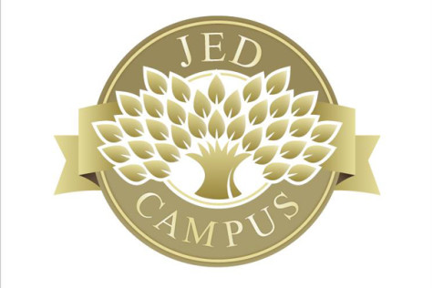 Student Health Center receives JedCampus seal of distinction