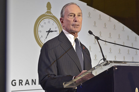 Bloomberg's final term winds down, look back at legacy