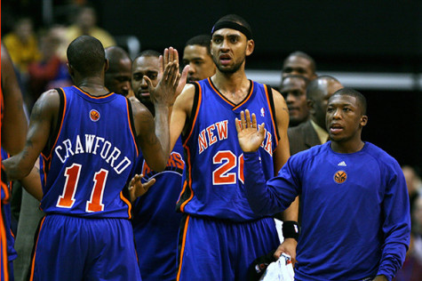 Knicks, Nets history differs from current basketball scene