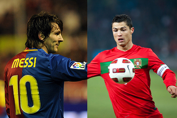 Contest for Ballon d'Or again between Messi, Ronaldo