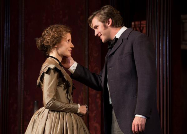 'The Heiress' fails to ascend to royal heights