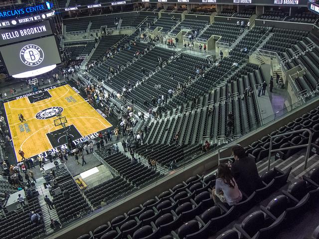 Nets fans show true dedication in face of Hurricane Sandy