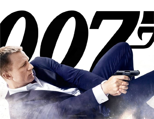 Newest Bond film among franchise's best