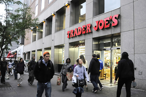 Top five Trader Joe's products