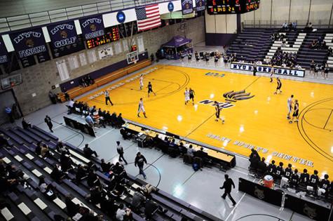Basketball team prepares for season opener
