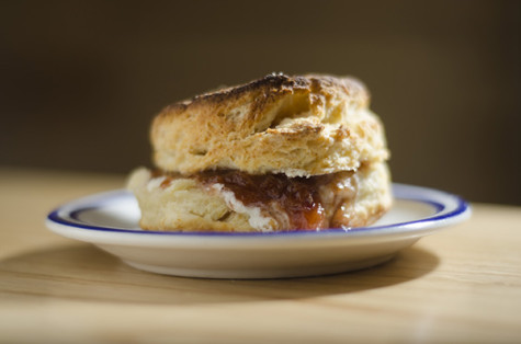 Stern alum co-opens Empire Biscuit
