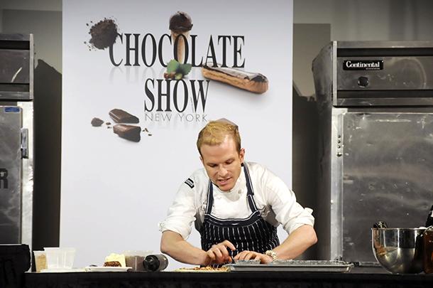 Chocolate expo celebrates 15th year