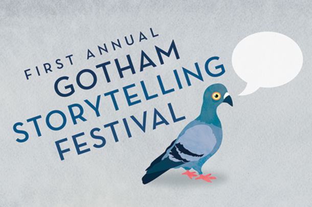 Storytellers gather in Gotham to show off craft
