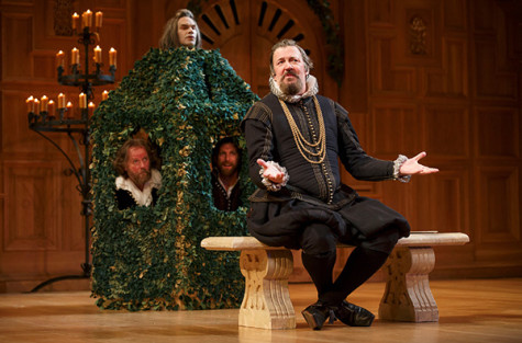 'Richard III,' 'Twelfth Night' incorporate all-male cast to theatrical genius
