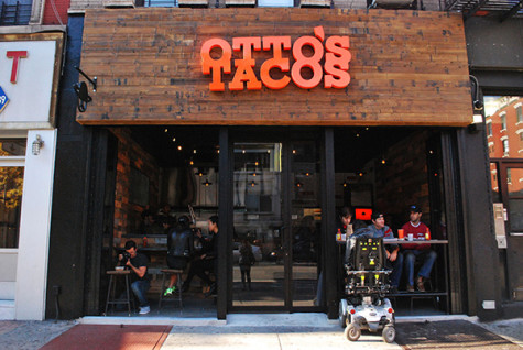 Tisch alum serves cheap, authentic Mexican tacos