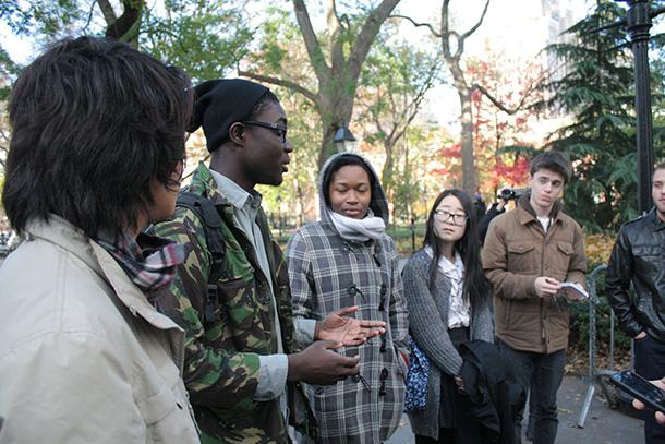 NYU community remembers Timekeeper