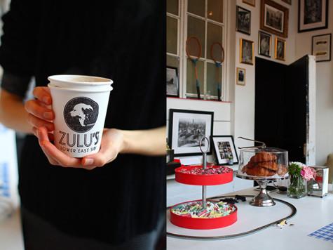 Zulu's coffee shop evokes earlier era