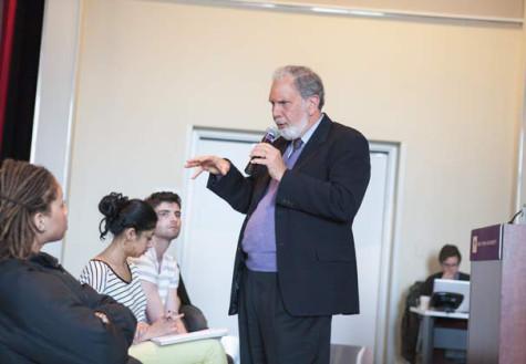 Town Hall addresses financial aid, GNU, NYU-Poly