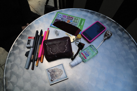 What's in your bag: Calli Sara Goldstein