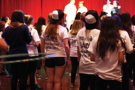 Greek societies bring thousands to  first NYU Dance Marathon
