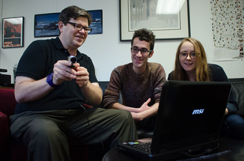 University receives grant for large data research in sciences