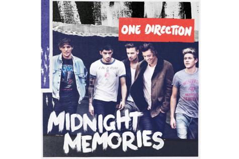One Direction matures, retains sound on 'Midnight Memories'