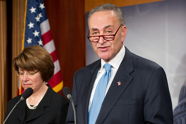 Schumer advocates guaranteed cell service in blackouts