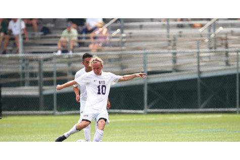 Defeat for NYU soccer