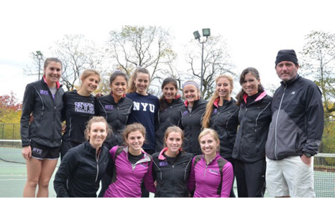 NYU cross country teams place second at UAA championships