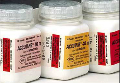 For skin, vitamins preferable to Accutane