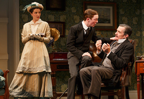 Roundabout Theatre's 'Winslow Boy' wastes intriguing plot, setting