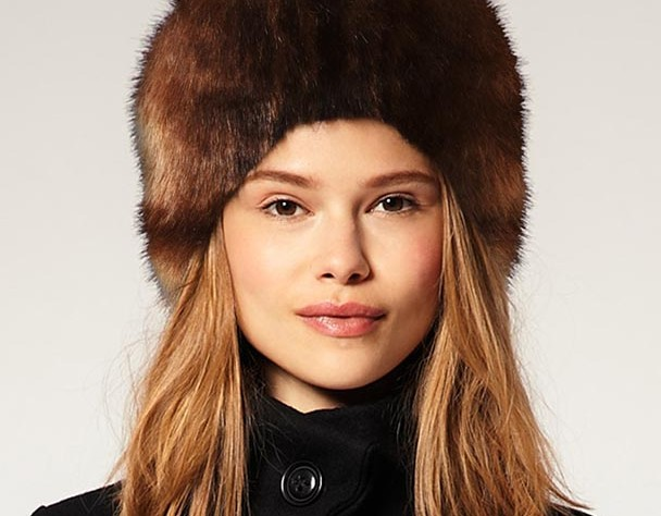 Add flair to your outfit with these winter hair accessories