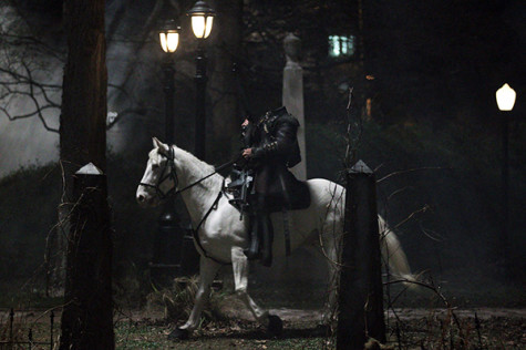ARTS ISSUE: Creators make 'Sleepy Hollow' laughable, annoying