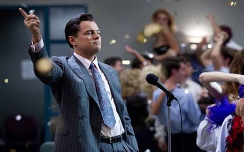 ARTS ISSUE: 'Wolf of Wall Street,' Scorsese focus on real-life lavishness