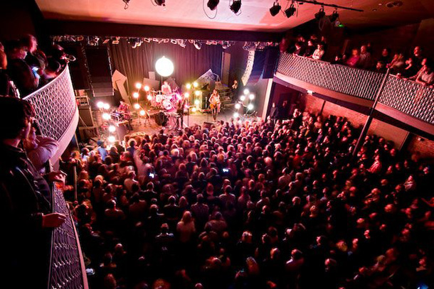 Best concerts of 2012 show vibrancy of indie scene