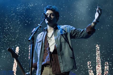 John Mayer electrifies fans at Barclays Center